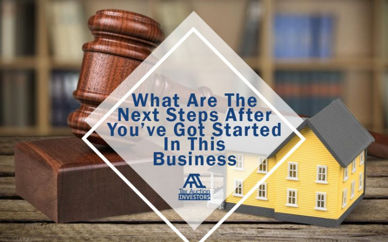 What Are the Next Steps After You've Got Started in This Business?
