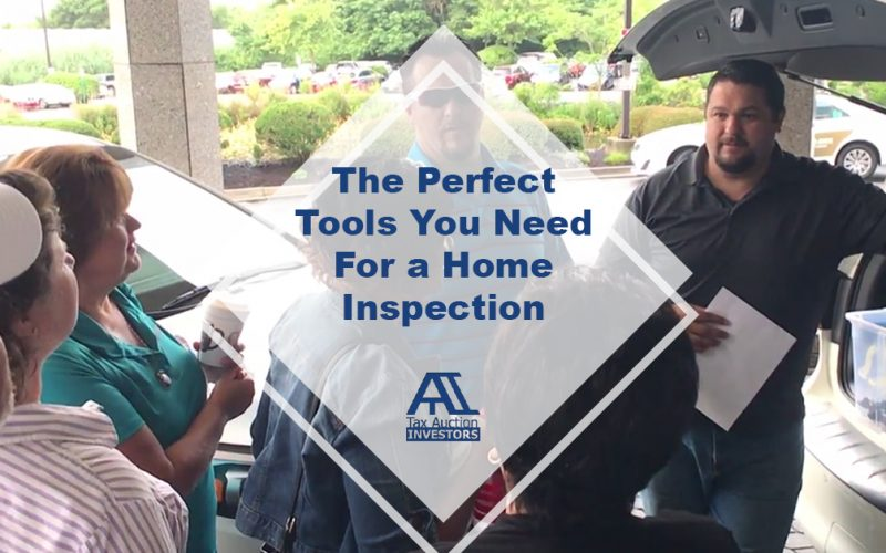 The Perfect Tools You Need For a Home Inspection