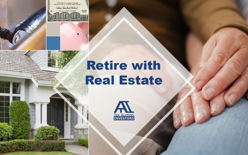 Retire With Real Estate Using Our 5-Step Process