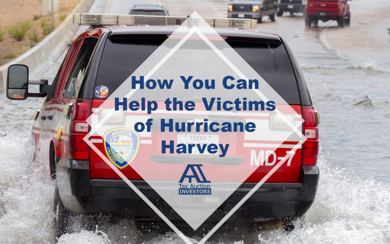 How You Can Help the Storm Victims of Hurricane Harvey