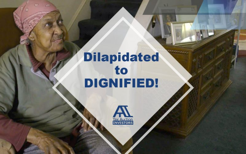 How We Went From Dilapidated To Dignified