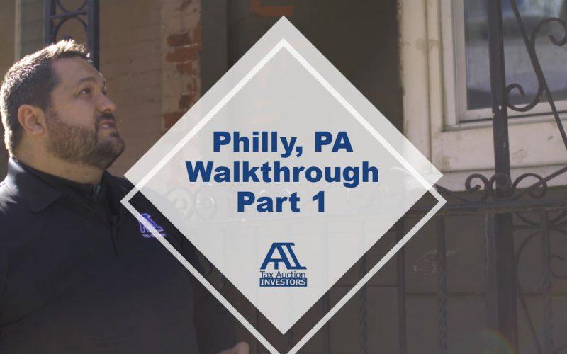 Post Auction Walkthrough In Philadelphia PT.1