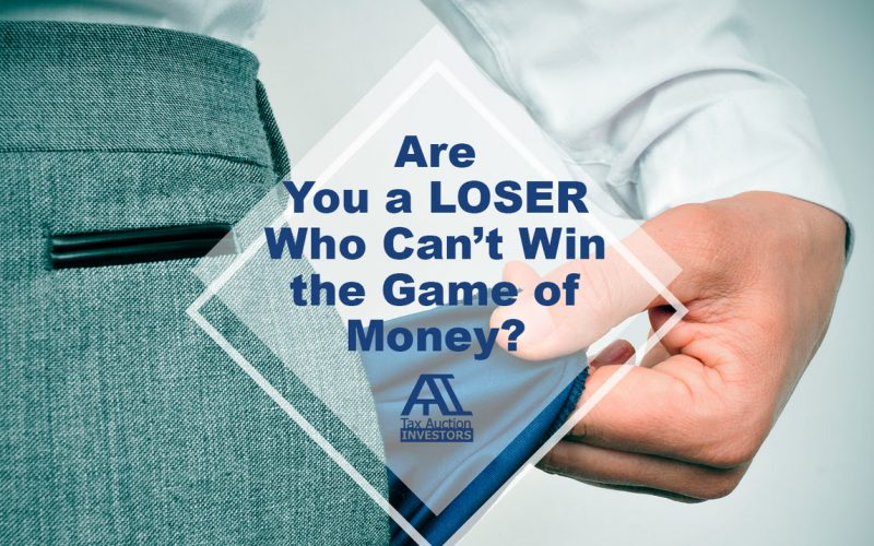Are You A Loser Who Can't Win The Game Of Money?
