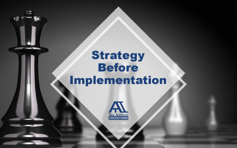 Getting Strategic in 2018 Before Implementation