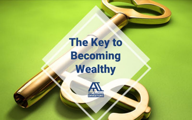Key To Becoming Wealthy
