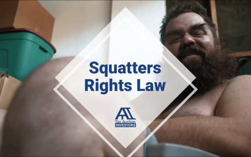 Squatters Rights Law