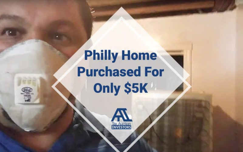 Philly Home Purchased For Only $5K