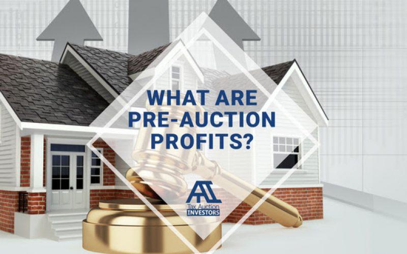 Pre-Auction Profits 101