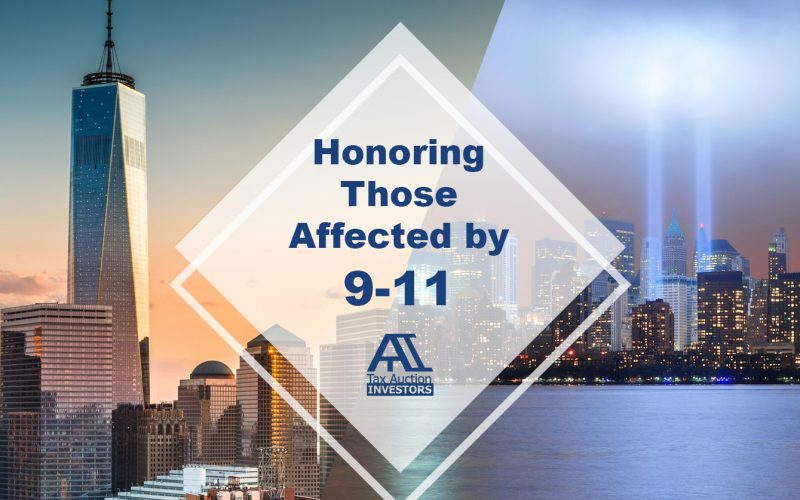 In Loving Honor Of Those Affected By 9/11