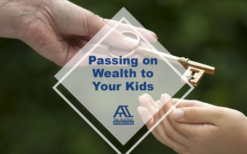 Passing On Wealth To Your Kids