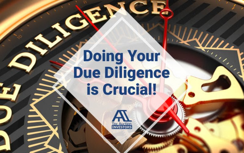 Doing Your Due Diligence Is Crucial