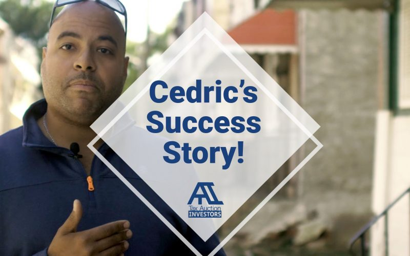 Student Testimonial: Cedric's Success Story