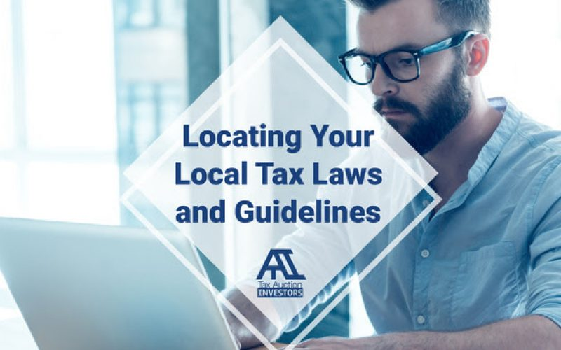 Locating Your Local Tax Laws and Guidelines